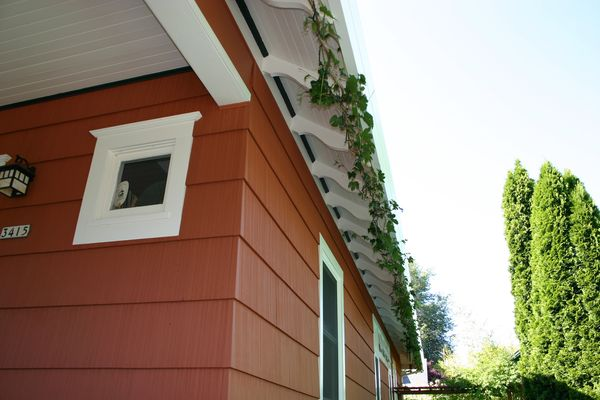 Eco Paint Exterior Painting